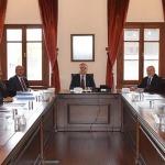 Ömer, Gecek ve Gazlıgöl Turizm Merkezleri Birlik Meclisi toplantısı