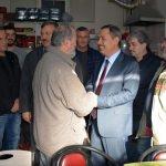 Ereğli Belediye Başkanı Uysal'dan mahalle ziyareti