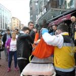 Zonguldak'ta bıçakla yaralama