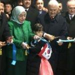 """Başbakan Seul Büyükelçiliğini """"Ayla"""" ile açtı"""