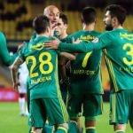 Fenerbahçe maçında ilk 11'ler belli oldu