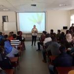 Lise öğrencileri Piri Reis Meslek Yüksekokulu'nu gezdi