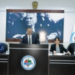 Ereğli Belediye'si meclis toplantısı
