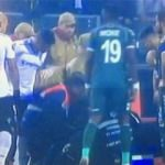 Konya'nın UEFA maçında şoke eden anlar!