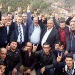 Kavaklıdere'de 41 kişi MHP'ye katıldı!