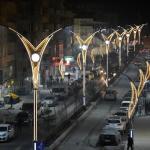 Hakkari'ye modern aydınlatma sistemi