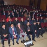 Yüksekova'da esnafla istişare toplantısı