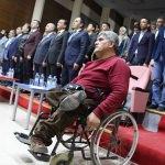 Silopi'de engellilere yönelik etkinlik