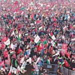 Ankara 'Özgür Kudüs' için ayakta