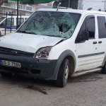Manisa'da otomobilin çarptığı yaya hayatını kaybetti