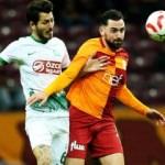 Galatasaray kupa mesaisinde! 11'ler belli oldu