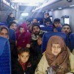 Hatay'da 54 Suriyeli ile 6 kaçakçı yakalandı