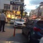 İzmir'de uzun namlulu silahla dehşet yaşattı