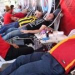 Kızılay kan bağışı liginde ezeli rekabet!