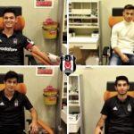 Açıklandı! Beşiktaş'tan 4 imza birden