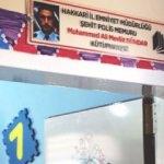 Şehit polislerin isimleri kütüphanelere verildi