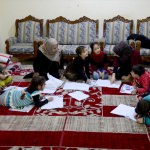 Beşizleri olan 7 çocuklu Suriyeli ailenin yaşam mücadelesi
