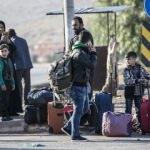 Suriyelilerin  ülkelerine geri dönüşü sürüyor...