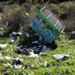 Turizm cennetinde rezalet! Çöplüğe döndü...