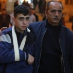 Filistinli Fevzi Cuneydi ailesine kavuştu
