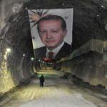 Mevlana Tüneli'nde ilk ışık göründü!