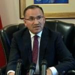 Bozdağ'dan CHP'li Aldan'a sert tepki