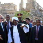 Erdoğan'ın Sudan ziyaretinde çok çarpıcı olay