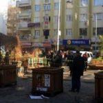 Diyarbakır'daki binada patlama