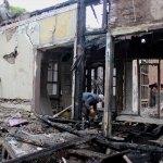 "Tarihi ahşap binaya zorunlu ""elle"" yıkım"