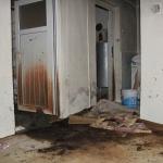 Mardin'de evde patlama: 2 yaralı