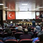 """""""Sağlık Bilimlerinde Bilimsel Makale Yazımı Teknikleri"""" semineri"""