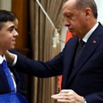 Cumhurbaşkanı Erdoğan Cüneydi'yi kabul etti