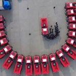 İzmir'e 20 yeni arazöz