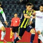 Fenerbahçe maçında eşitlik var... CANLI