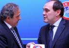 Platini'den TFF'ye Euro 2020 finali sözü