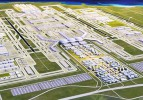 Dünya devlerinden 3. havalimanına yakın markaj