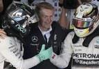 Formula 1'de ilk zafer Mercedes'in!