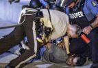 ABD polisinin korkunç yüzü ortaya çıktı