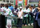 Afrika Kupası İstanbul'da başladı
