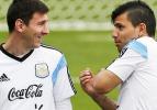 Agüero'dan Messi'ye: Bu adam nereden çıktı