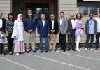 Akdağ'dan ABD'de Türk okuluna ziyaret