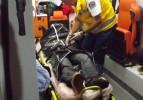 Erzurum'da trafik kazası: 12 yaralı
