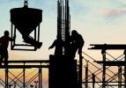 İnşaat sektörü 3. çeyrekte yüzde 1 büyüdü