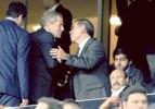 Aziz Yıldırım, Dursun Özbek'i karşılamadı