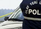 Maganda kurşunu bu kez polise isabet etti