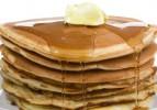Batı kahvaltısı: Pankek