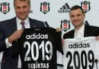 Beşiktaş'tan sponsorluk anlaşmasında dev adım