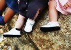 Çocukların ayakkabıları ayaklarına ne kadar uygun?