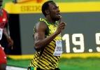 Bolt 200 metrede de farkını gösterdi!