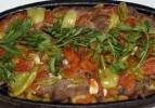Bolu'nun patlıcanlı leziz kebabı
